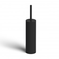 Clou Sjokker toiletborstelgarnituur staand mat zwart
