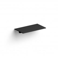 Clou Sjokker telefoon/douche planchet wandmodel mat zwart