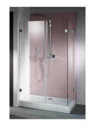 Riho Scandic hoekdouche 90x200 deur links helder glas GX0802201
