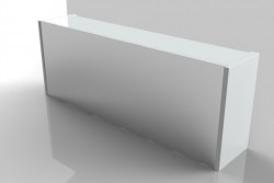 Riho spiegelkast model 02 45x 120x20 Wit 2704120030D00SP0